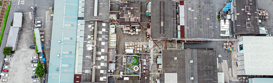写真:龍野コルク工業工場